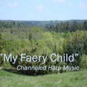 "Min cd ""My Faery Child"""