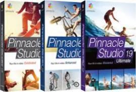 Pinnacle Studio Ultimate 19