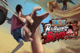 ONE PIECE BURNING BLOOD CODEX