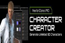 Reallusion iClone Character Creator 1 32bit Download Torrent
